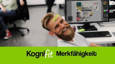 Kognifit Merkfähigkeit trainieren